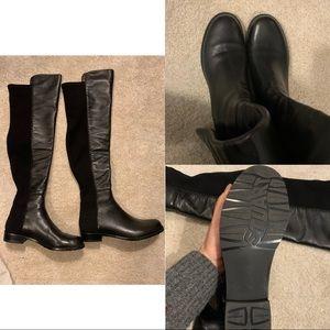 ✨🥰Authentic Stuart Weitzman Leather 5050 boots